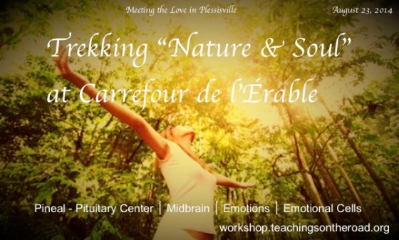 Invitation Trekking Nature and Soul